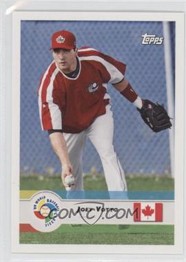 2009 Topps World Baseball Classic #31 - Joey Votto