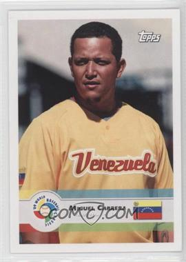 2009 Topps World Baseball Classic #35 - Miguel Cabrera