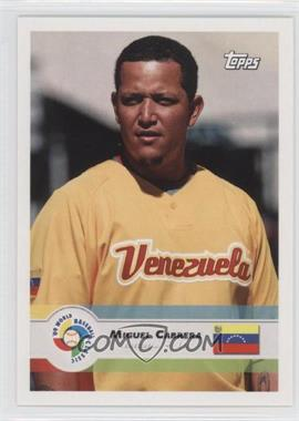 2009 Topps World Baseball Classic #35 - [Missing]