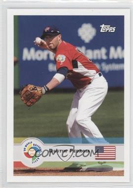 2009 Topps World Baseball Classic #47 - Dustin Pedroia