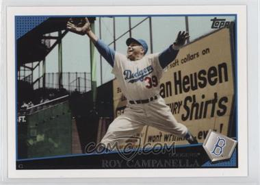 2009 Topps #210 - Roy Campanella