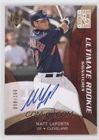 Rookie Signatures - Matt LaPorta /160