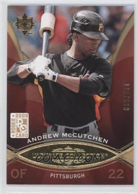 2009 Ultimate Collection #79 - Andrew McCutchen /599