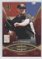 Ricky Romero /599