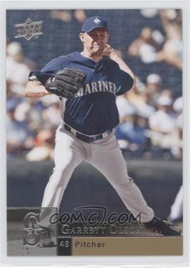 2009 Upper Deck - [Base] #856 - Garrett Olson