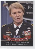 First Female to be Promoted to Four-Star General