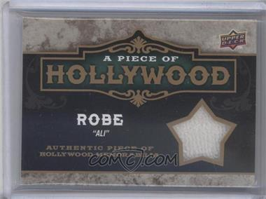 "2009 Upper Deck A Piece of History A Piece of Hollywood #POH-WS - Robe ""Ali"" (Will Smith)"