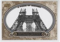 Eiffel Tower erected /50
