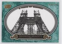 Eiffel Tower erected /150