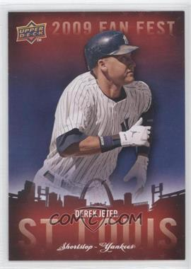 2009 Upper Deck All-Star Fan Fest #FF-12 - Derek Jeter