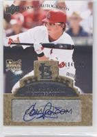 Rookie Autographs - Colby Rasmus /200