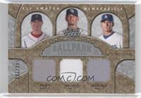 Jon Lester, Chad Billingsley, Prince Fielder, Troy Tulowitzki, Chris Young /200