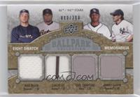 Ryan Braun, Carlos Lee, Carl Crawford, Johnny Damon, Jeff Francoeur, Juan Pierr…