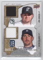Josh Johnson, Justin Verlander, Jonathan Jones /400