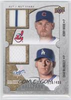 Kerry Wood, Chad Billingsley /400