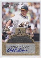 Rookie Autographs - Brett Anderson /200