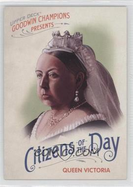 2009 Upper Deck Goodwin Champions Citizens of the Day #CD-14 - [Missing]