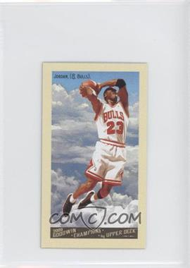 2009 Upper Deck Goodwin Champions Mini #114 - Michael Jordan