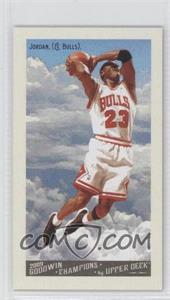 2009 Upper Deck Goodwin Champions Mini #114 - Michael Jordan