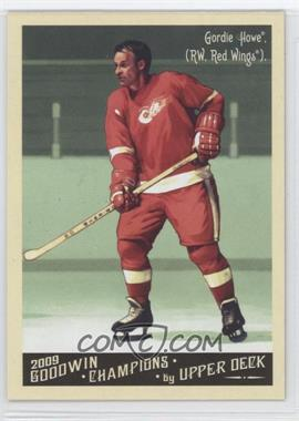 2009 Upper Deck Goodwin Champions Preview #GCP-5 - Gomer Hodge