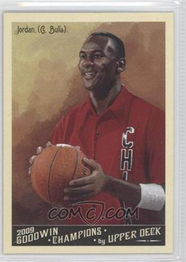 2009 Upper Deck Goodwin Champions Preview #GCP-8 - Mitch Jones