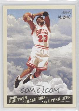2009 Upper Deck Goodwin Champions #114 - Michael Jordan