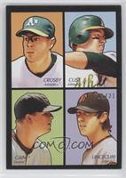 Bobby Crosby, Jack Cust, Tim Lincecum /21