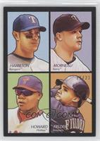 Josh Hamilton, Justin Morneau, Ryan Howard, Prince Fielder /21