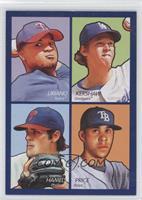Francisco Liriano, Clayton Kershaw, David Price, Cole Hamels