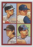 Dustin Pedroia, Cliff Lee, Tim Lincecum, Albert Pujols