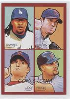 Manny Ramirez, Joey Nation, Brent Lillibridge, Albert Pujols