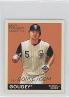 Matt Holliday /21