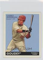 Garret Anderson /21