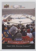 First NHL Winter Classic