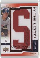 Robbie Ray letter S /100