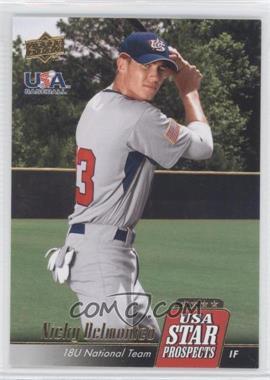 2009 Upper Deck Signature Stars USA Star Prospects #USA-5 - Nicky Delmonico