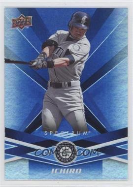 2009 Upper Deck Spectrum Blue #85 - Ichiro Suzuki