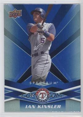 2009 Upper Deck Spectrum Blue #95 - Ian Kinsler
