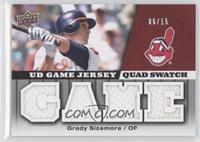 Grady Sizemore /15