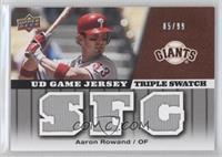 Aaron Rowand /99