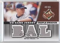 Brian Bass /65