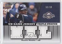Rickie Weeks /99