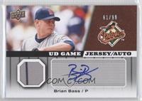 Brian Bass /99