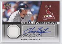 Chris Duncan /99