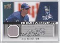 Alex Gordon /49