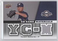 Yovani Gallardo