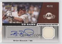 Brian Bocock /99