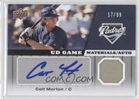 Colt Morton /99