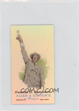 2009 eTopps Allen & Ginter's Presidential Pitch #9 - Franklin D. Roosevelt /999
