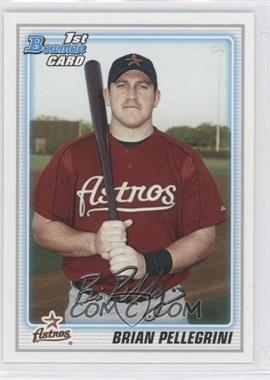 2010 Bowman - Prospects #BP65 - Brian Pellegrini